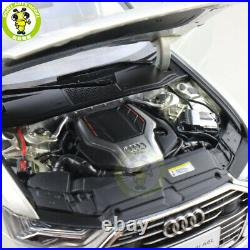 1/18 ALL New Audi A6L A6 2019 Diecast Metal Model Car Toys Boys Girls Gifts