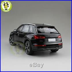 1/18 Audi Q5 L Q5L Diecast Metal Car Model Toys for Kids Boy Girl Gift Black