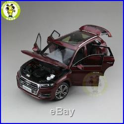 1/18 Audi Q5 L Q5L Diecast Metal Car Model Toys for Kids Boy Girl Gift Red