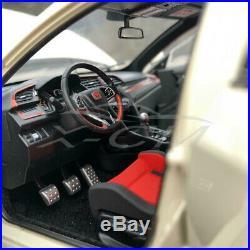 1/18 LCD Honda Civic Type-R Diecast Metal Model Car Toys Boys Girls Gifts
