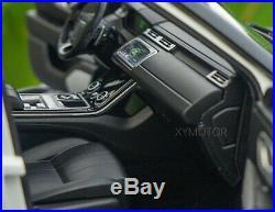 1/18 LCD Land Rover Velar SUV Diecast SUV CAR MODEL TOYS Boys Girls Gifts