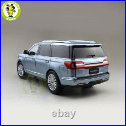 1/18 Lincoln Navigator Diecast Model SUV Car Toys Boys Girls Gifts