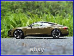 1/18 Norev Audi RS E-tron GT Metal Diecast Car Model Boys Girls Gifts Collection