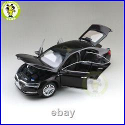 1/18 Skoda New SUPERB Diecast MODEL CAR Toys boys girls gifts Purple