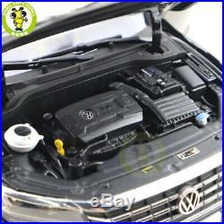 1/18 VW All New Passat 2019 Diecast Car Model Toys Boys Girls Gifts Black