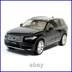 1/18 Volvo XC90 2015 SUV Diecast Model Car SUV Toys Kids Boy Girl Gifts Black