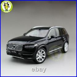 1/18 Volvo XC90 SUV Diecast Model Car SUV Toys Boys Girls Gifts Black