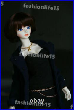 1/3 BJD Doll Girl Sophia Free Face Make UP+Eyes Resin Toys Gift Woman Female