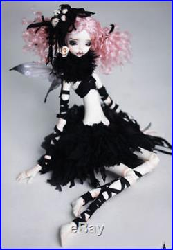 1/4 bjd doll ball jointed sad innocent thin girl 43 cm resin figure toy gift