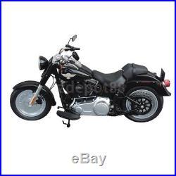 1/6 Scale Motorcycle Model for 12'' Arnold/ Undead Biker/ Biker Girl Black