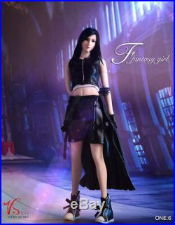 1/6 VS Toys Fantasy Girl Tifa Lockhart Action Figure Set For Collection Model