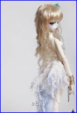 1/6 bjd doll ball jointed doll zora thin Tattoo girl with face make up resin toy