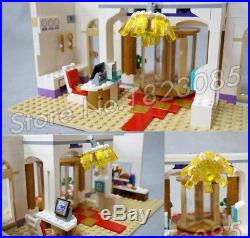 1585pcs Friends Series Heartlake Grand Hotel 10547 Building Gifts for girls