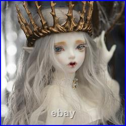 16 1/4 BJD Doll Girl Ball Jointed Doll Full Set Outfit Removeable Eyes Toy GIFT