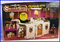 1984 Galoob Golden Girl action figure Palace of Gems playset