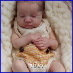 20'' Realistic Lifelike Ladana Baby Doll Girl Reborn For Gift Toy