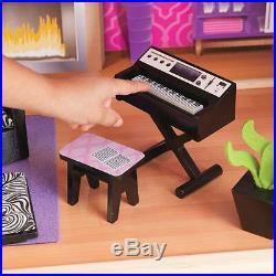 46.25 High Pink Uptown Dollhouse Furniture Set Children Kids Toys Girls Pretend