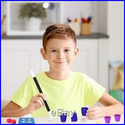 75 Magic Tricks Kit Set Kids Toy Wand for Beginners Boy Girl Gift 6+ wand
