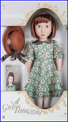 A Girl for All Time Clementine Your 1940s Girl 16 Inch Doll Fashion Outfit Toy
