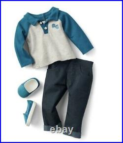 American Girl Truly Me 74 Boy Doll & Book GREAT FRIEND OF LOGAN NEW STYLE