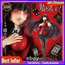 Anime Kakegurui Yumeko Jabami PVC 18 Action Figure Sexy Girl Model Toys Gifts