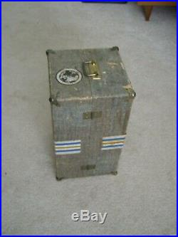 Antique Singer For The Girls Sewing Machine #20 With Original Box