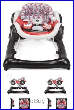Baby Walker with Wheels for Boys and Girls Activity Center Car Toys Toddler Toy
