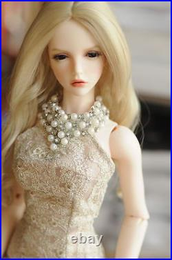 Ball Jointed Doll 1/3 Curvy Girl With Eyes Free Face Up resin figures toys gifts