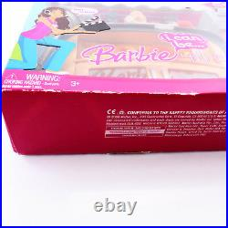 Barbie Career Chef Doll Tv Playset 2008 RARE I Can Be Toys For Girls Age 3 4 5 6