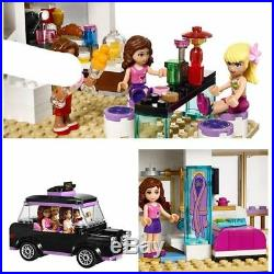 Brand New Friends Series Heartlake Grand Hotel 41101 Gifts for girl