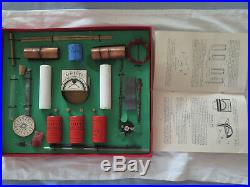 C1911 Lotts Electricity Scientific Hobby Boys Girls Boxed Set For 42 Experiments