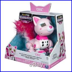 Cat Kitten Robot Toys For toddlers Girls Kids Age 2 3 4 5 year old with Lights
