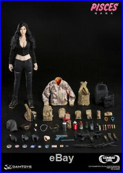 DAM Toys DCG003 COMBAT GIRL SERIES PISCES NANA 1/6 FIGURE