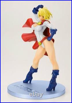 DC Comics POWER GIRL (2ND EDITION) BISHOUJO STATUE Kotobukiya Koto