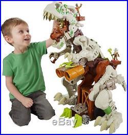 Dinosaur Toys For Boys 3 Year Old Girls Imaginext Ultra T-Rex Kids Dino Gift New