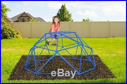 Dome Steel Monkey Bar Climber Toddler Backyard Jungle Gym Outdoor Fun Boys Girls
