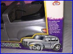 ES Toys Forever Girl Silver Drop Top Chrysler PT Cruiser Car for 11 1/2 Dolls