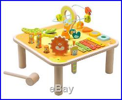 Educational Toys For 1 2 3 Year Olds Toddler Activity Table Baby Boy Kid Uk