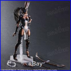 FINAL FANTASY XII Fran Play Arts Kai Action Figure Bunny Girl 10'' SQUARE ENIX