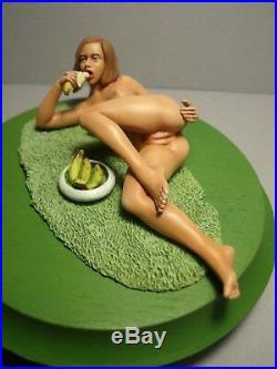 Figurine 1/18 Girl Valentine Peinte Vroom For Minichamps Norev 1/18