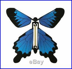 Fluttering Butterfly Paper Flying Toy Girls Boys Gift Christmas Stocking Filler