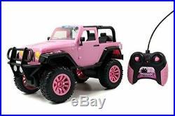 Fun RC Jeep CAR Cool For 5 6 7 8 9 10 yr year Old boy girl kid TOY Birthday Gift