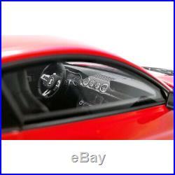 GT Spirit 118 2020 Ford Shelby GT500 Red Resin Model Car Model for Boys& Girls