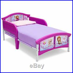 Girl Bedroom Furniture Set Toy Organizer Child Kid Toddler Bed Table Chairs New