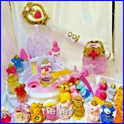 Glitter force Princess power Go! Pretty Cure Girl Toy Palace Perfume Wand Stick