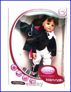 Gotz Hannah Loves Horseback Riding Gotz Dolls Horse Toys For Girls Gotz 1259066