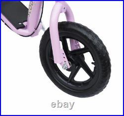 HOMCOM Push Scooter Girl Kids Toy Children Stunt Bike Bicycle Ride on Foot Plate