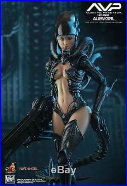 Hot Toys HAS 002 Alien vs. Predator AVP Hot Angel Alien Girl 12 inch Figure NEW