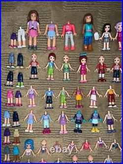 Huge Lego Friends Minifigures girl mini figures Accessories Lot legos people