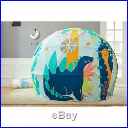 Imaginary Play Space for Boys And Girls Dinosaur Geodome Playhouse